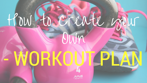How to Create Your Own Workout Plan! - By Lydia